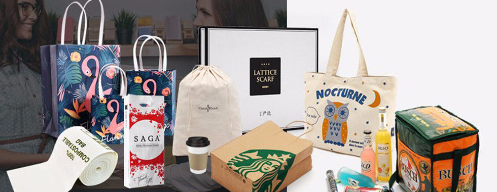 China best Paper Handle Shopping Bags on sales